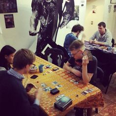 Round 1 #FNM The Gathering, Magic, Instagram Posts