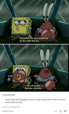 Back when Spongebob was funny and good to watch Funny Spongebob Memes, Funny Memes, Lol, Rasengan Vs Chidori, Pineapple Under The Sea, Stupid Funny, Funny Stuff, Random Stuff, Papi