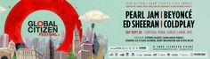 Earn Tickets to the Global Citizen Festical in NYC by #takingaction. #globalgoals #movement #activism #endextremepoverty #protecttheplanet #fightinequality  #freeconcertfestival https://www.globalcitizen.org/en/festival/2015/