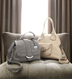 Love the grey bag from @JLo's new collection for Kohl's