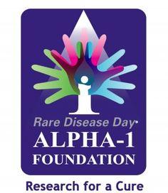 Sixth international Rare Disease Day, Feb. 28, help raise awareness for Alpha-1 | Alpha-1 Foundation | Alpha 1 Antitrypsin Deficiency