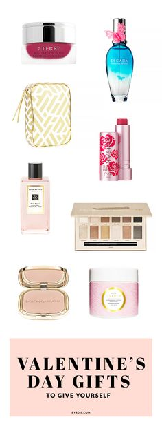 16 beauty products to buy yourself, in honor of Valentine's Day.