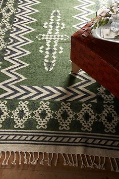 Chevron Path Rug - anthropologie.com