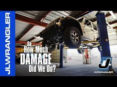 Pakunaoffroad Aggregated Vlog: JL JOURNAL : So... How much damage did we do rock ...