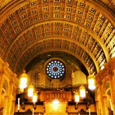 Blessed Trinity Catholic Church, Buffalo Ny