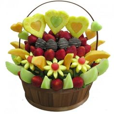 pretty fruit bouquet - Google Search