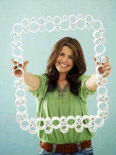 Tu Organizas.: 40 formas de decorar e organizar a casa com canos de PVC