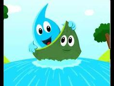 Filme A Água é um Mundo Fantástico, que desenvolvemos em 2008 para as Águas do Oeste. Um filme de animação, onde o ciclo da água é explicado aos mais novos, com a ajuda do Gotinhas, o herói desta aventura!