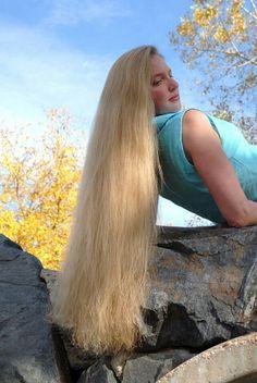 Long hair rocks!