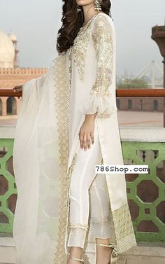 Pakistani Dresses online shopping in USA, UK.   Indian Pakistani Fashion clothes for sale with Free Shipping. Call +1 512-380-1085
