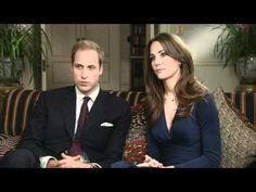 An interview with Prince William and Catherine Middleton