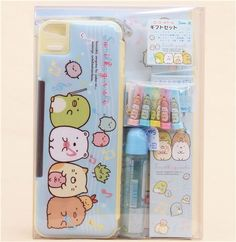Sumikkogurashi Stationery Set cute Sumikkogurashi stationery gift set by San-X 2 Always wanted to discover how to knit, but uncertain the place to beg. Diy Stationery Gift Set, Kawaii Stationery, Japanese School Supplies, Cute School Supplies, Baby Supplies, Korean Stationery, Japanese Stationery, Cute Stationary, Stationary Design