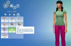 Mod The Sims - Naive Trait