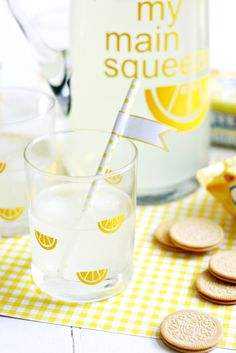 Pretty, Lemony, potentially tasty