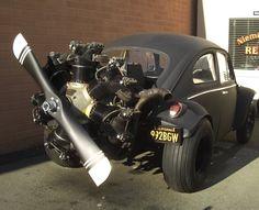 VW Californian style