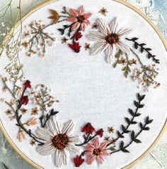 Getting to Know Brazilian Embroidery - Embroidery Patterns Brazilian Embroidery Stitches, Simple Embroidery, Hand Embroidery Stitches, Modern Embroidery, Embroidery Hoop Art, Hand Embroidery Designs, Ribbon Embroidery, Cross Stitch Embroidery, Embroidery Ideas