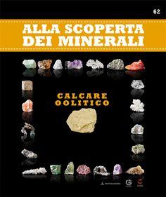 Calcare Oolitico #minerali #edicola #collezione