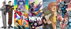 It's all about the number ones as Amanda Conner's Harley Quinn And Power Girl #1 leads this weeks new releases! Also out – Teenage Mutant Ninja Turtles: Casey And April #1, Thors #1, Ghostbusters Get Real #1 and the new debut of Justice League Of America by Bryan Hitch! See all of the new releases here... http://acecomics.co.uk/new-releases-17-06-15/