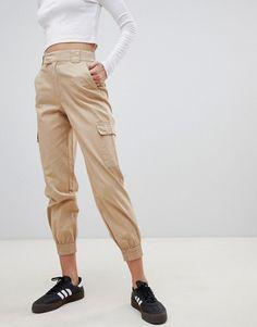 3bb99518 21 Best denim cargo pants images | Woman fashion, Fashion outfits, Wraps
