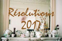 Bonjour mes Chats et Bonne année ! Pour ce premier post de Janvier 2017 je vais vous présenter mes petites résolutions de l'année. J'ai privilégié la qualité plutôt que la quantité, par…