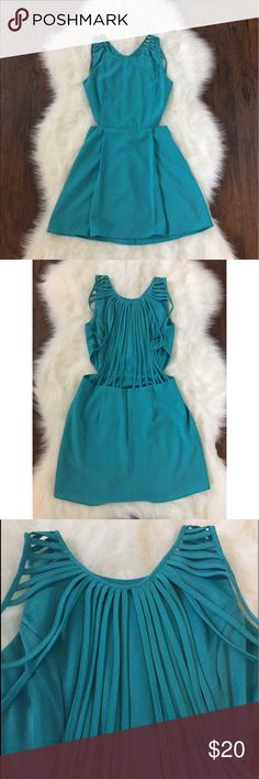 Meant To Be Dress - Jade New without tags Dresses Mini