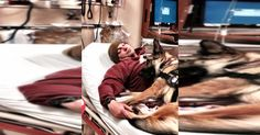 He Was Supposed To Be Dead In A Week. Now Watch What Happens To The Dog. via LittleThings.com