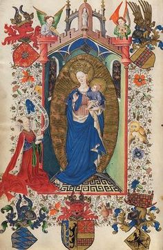 This digital facsimile provides reproductions of all 157 miniatures (and facing text pages) from the Hours of Catherine of Cleves.