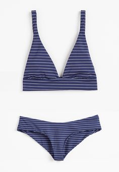 Fillis Bikini Top + Yaya Bikini Pant in UNCLE SAM #boysandarrows