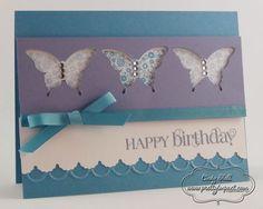 Elegant Butterfly Birthday