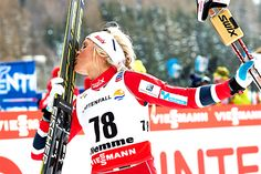 therese johaug vm holmenkollen 2011 - Google-søk Cross Country Skiing, Desk, Winter, Google, Fitness Women, Sports, Winter Time, Desktop, Table Desk