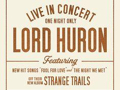 Lord Huron by Brendan Prince - Dribbble