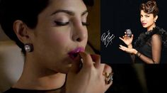RajniGandha Pearls Priyanka Chopra ad