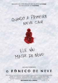 Directed by Tomas Alfredson. With Rebecca Ferguson, Michael Fassbender, Val Kilmer, Chloë Sevigny. Detective Harry Hole investigates the disappearance of a woman whose pink scarf is found wrapped around an ominous-looking snowman. Rebecca Ferguson, The Snowman 2017, The Snowman Movie, Michael Fassbender, Streaming Movies, Hd Movies, Movies Online, Horror Movies, Streaming Vf