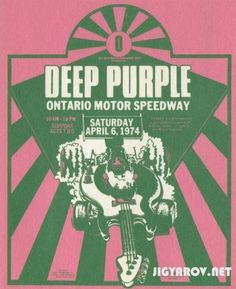 Cal Jam 1974 | Deep Purple - Live at the California Jam, 1974(2003) » Jigyarov.NET ...