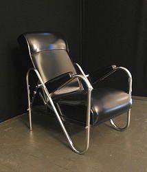 fauteuil de barbier 1950 meuble industriel vintage de renaud jaylac pinterest fauteuil de. Black Bedroom Furniture Sets. Home Design Ideas