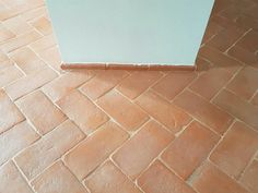 Trattamento #pavimento in cotto fatto a mano finitura Ars Vetus. Cantieri Cusago