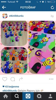 M Classroom Labels, Preschool Activities, Crafts For Kids, Kids Rugs, Clay, Summer, Products, Initials, Cards
