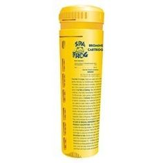 Spa Frog Bromine Cartridge Garden Lawn Supply Maintenance -- To view further for this item, visit the image link.