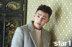Ilhoon (BTOB) - @Star1 Magazine January Issue '18 Sungjae Btob, Minhyuk, Rapper, Focus 3, Grazia Magazine, Korean Star, Record Producer, Boy Groups, Handsome