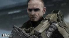 OMGFG!!!!!!!!it's Master Chief face!!!!!!!!!!