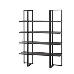 Coaster 801035 Home Furnishings Bookcase, Dark