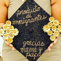 Gracias mami y papi! #LatinxGradCaps