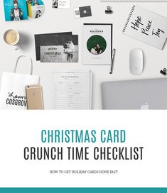 Christmas Card Crunch Time: How to Get Them Done FAST. — Laurie Cosgrove Design