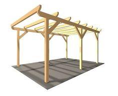 afbeeldingsresultaat voor bouwtekening carport carport. Black Bedroom Furniture Sets. Home Design Ideas