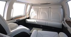 luxury helicopter interior - Szukaj w Google