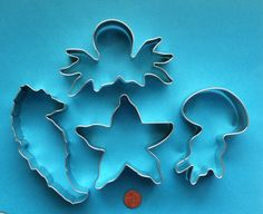 Octopus Cookie Cutter  Ocean Cookie Cutter  by DIYSweetSupplyCo, $2.48