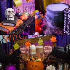 Witching you a successful Halloween party this year. #Halloween #dolcegusto #party