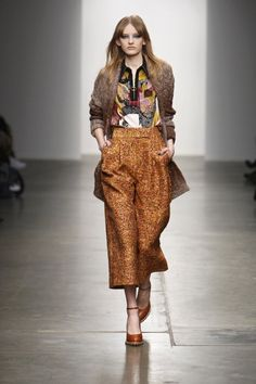 Karen Walker Fall/Winter 2015-16