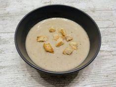 Crema de champiñones Dairy, Cheese, Food, Custard, Cooking, Herbes De Provence, Essen, Meals, Eten