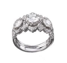 Romanza, les toutes premières bagues de fiançailles signées Buccellati http://www.vogue.fr/mariage/bijoux/diaporama/romanza-les-premieres-bagues-de-fiancailles-signees-buccellati-personnalisable-diamants-solitaires/18449#!4